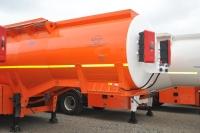 Полуприцепы бензовозы ГСМ BONUM Premium V=30m³