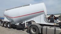 Полуприцеп цементовоз BONUM Premium V= 34 m³